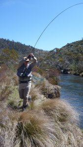 Eucembene river fly fishing