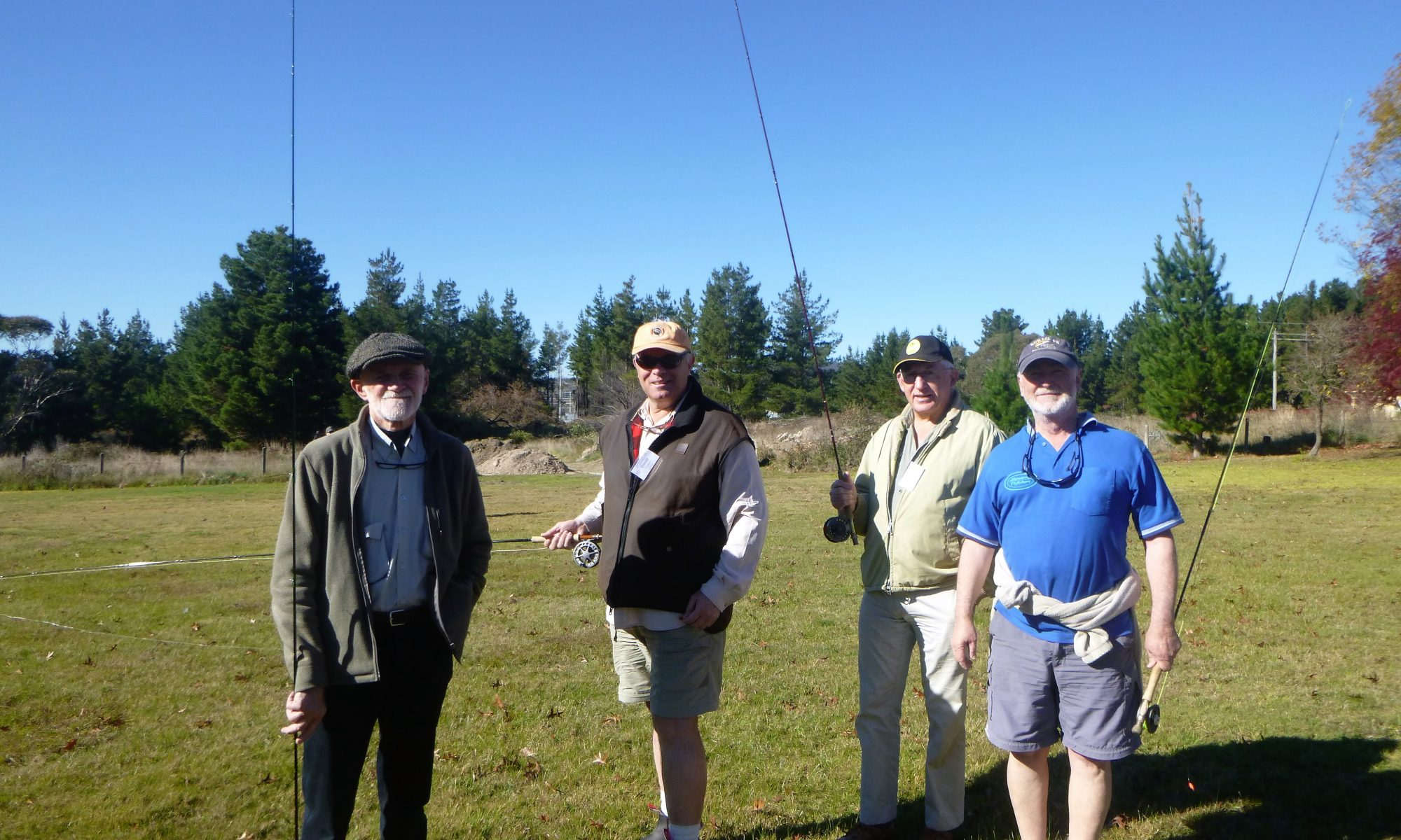 Fly fishing Wallerawang