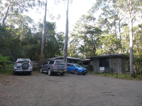 The Residence in the New England National Park NSW