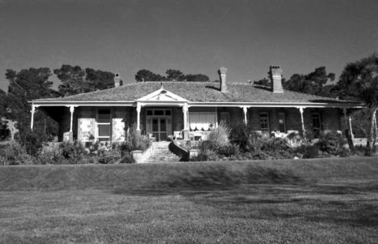 Gundowringa homestead